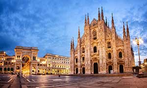 Entradas al Duomo de Milán