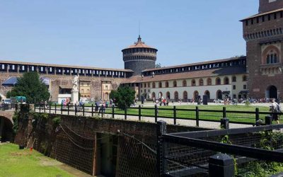 Castillo de Sforza de Milán